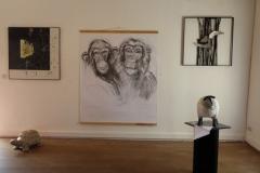 Les 4 artistes