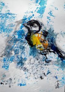 Oiseau du lac (1)